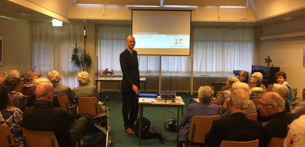 LEZING 'VOLTOOID LEVEN'