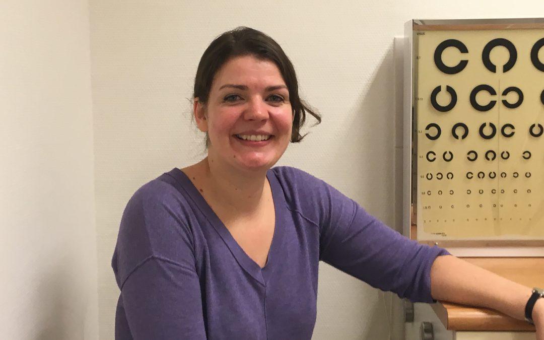 Elise Roel, nieuwe dokter in de praktijk